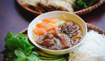 Đặc trưng ẩm thực 3 miền Bắc – Trung – Nam