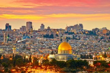 Israel – Ai Cập 9 ngày