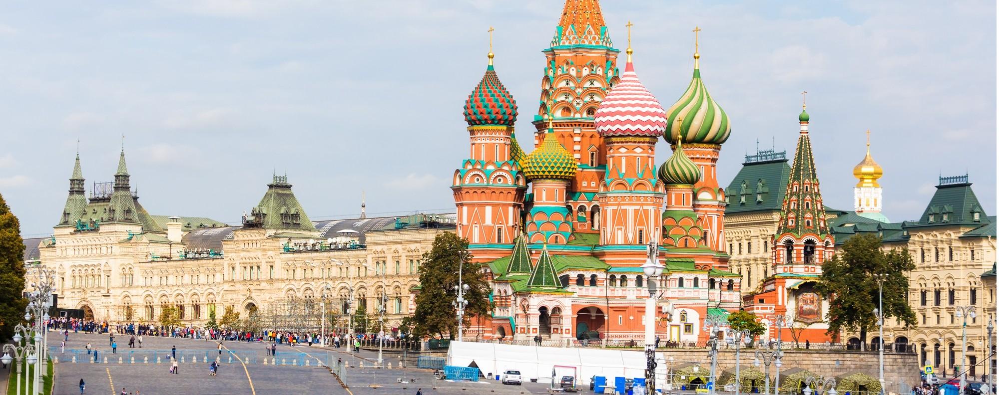 Tour Đông Âu-Khám phá nước Nga : Saint Peterburg – Moscow 7 Ngày 6 đêm