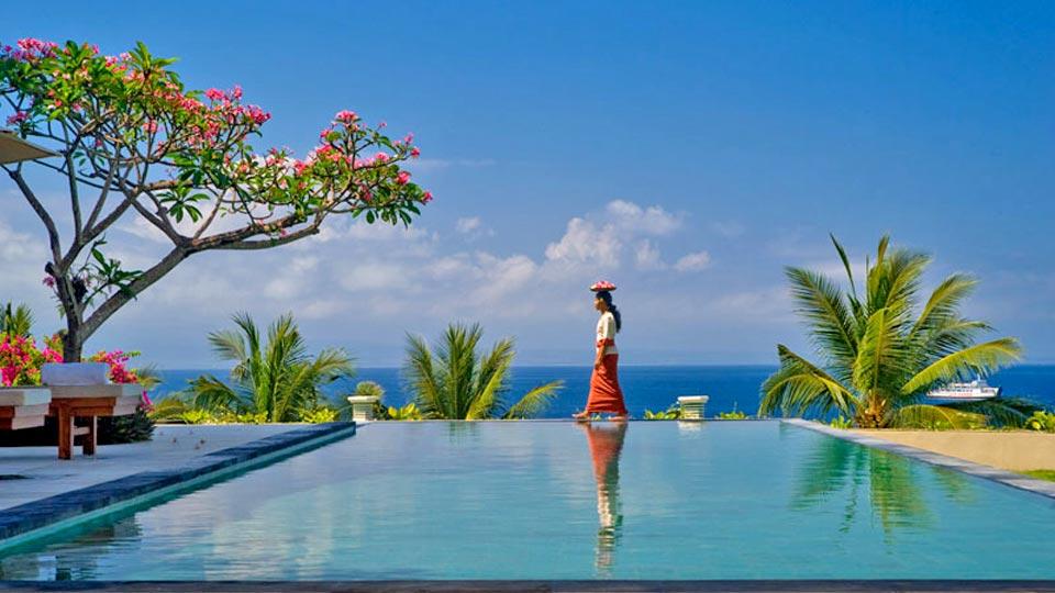 Tour hành trình Singapore – Bali