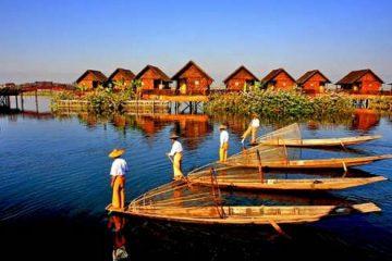 Tour hành trình YANGON – BAGAN – POPA – Du lịch Myanmar