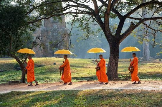 Du lịch Campuchia (4 ngày): SIEM REAP- PHNOMPENH- QUẦN THỂ ANGKO