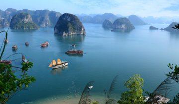 Blog du lịch : Vẻ đẹp mang tên vịnh Hạ Long