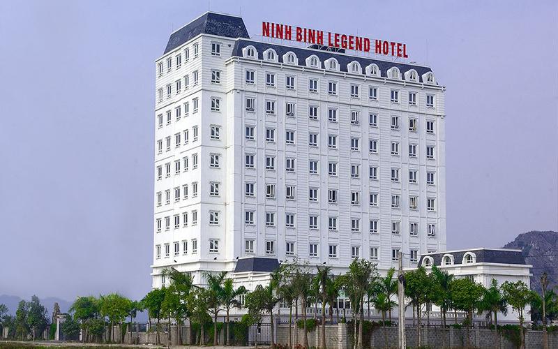 Khách sạn Legend Ninh Bình 4* : Khu Tiền Đồng, Phường Ninh Khánh, Thành phố Ninh Khánh, Việt Nam