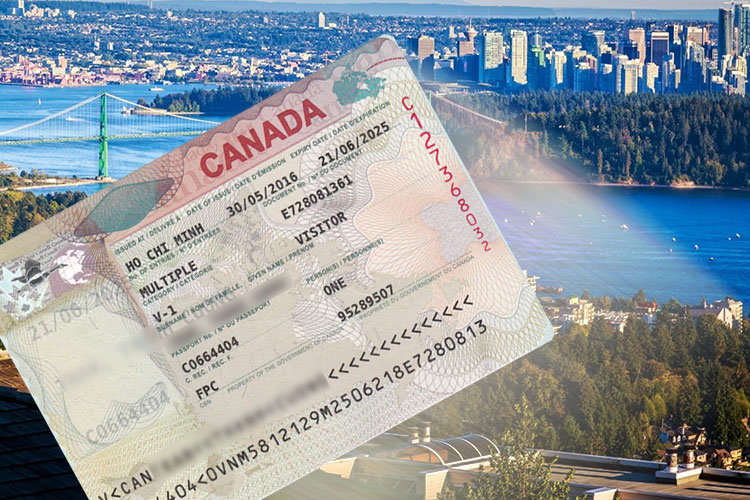 Dịch vụ làm visa đi Canada