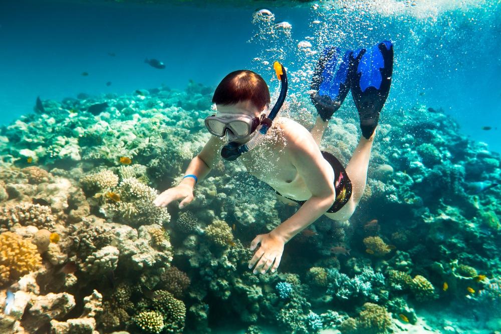 Câu cá lặn biển : Saigon- Côn Đảo (3 ngày 2 đêm)