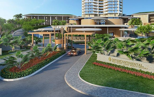 INTERCONTINENTAL HOTELS & RESORTS PHÚ QUỐC 5*