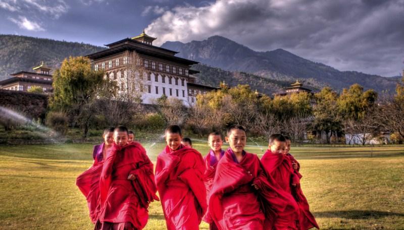 Những điểm thăm quan tại Thimphu, Bhutan