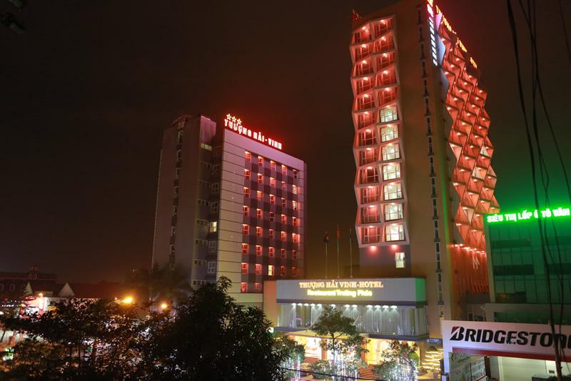Khách sạn Thượng Hải -Vinh 3*