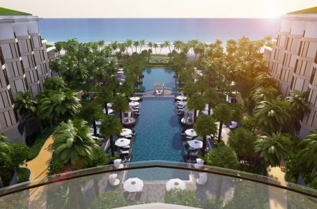 Intercontinental Phu Quoc Long Beach Resort Bamboo Vietnam
