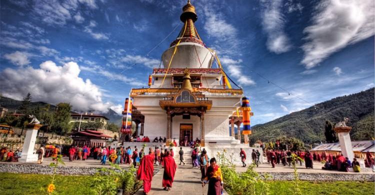 Chương trình bay thẳng Bhutan Vương Quốc Hạnh phúc nhất