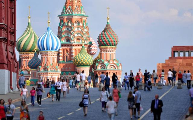 Saint Peterburg – Moscow 9 Ngày 8 đêm