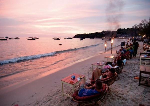 Tour du lịch Maldives của Campuchia: Sianoukville – Korong Saloem- Bãi biển Ochheuteal