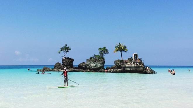 (TOUR FREE & EASY) Đảo Boracay – Philippine
