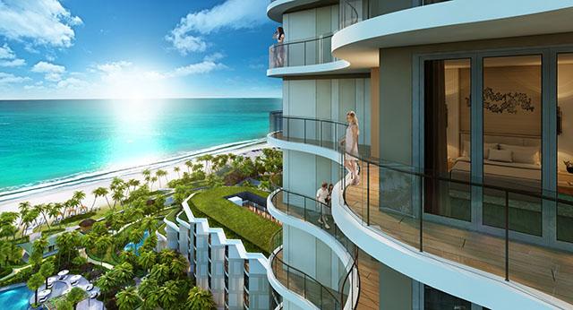 Khu nghỉ dưỡng InterContinental Phú Quốc Long Beach 5*