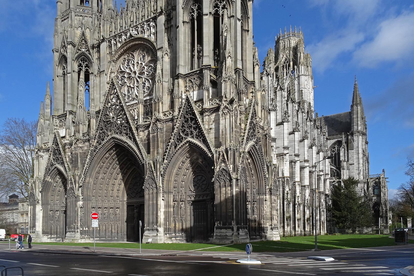 Rouen – thành phố cổ nhất nước Pháp