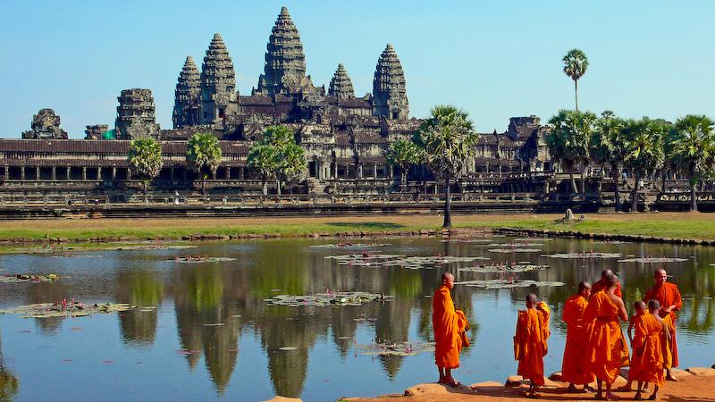 Phnom Penh – Siemriep