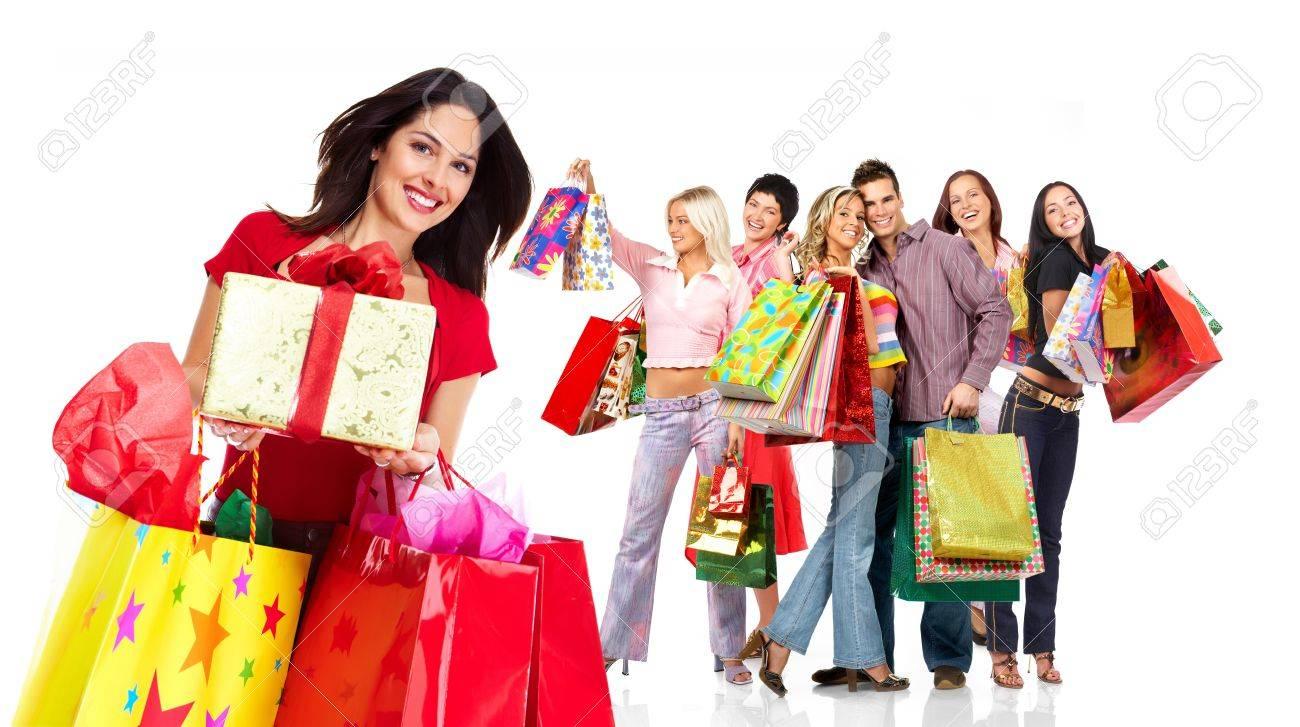 Rộn ràng lễ hội mua sắm cuối năm