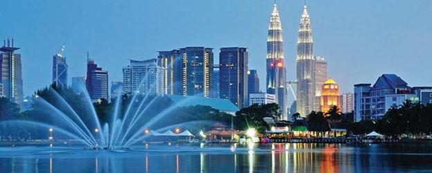 Singapore – Malaysia -Đón năm mới