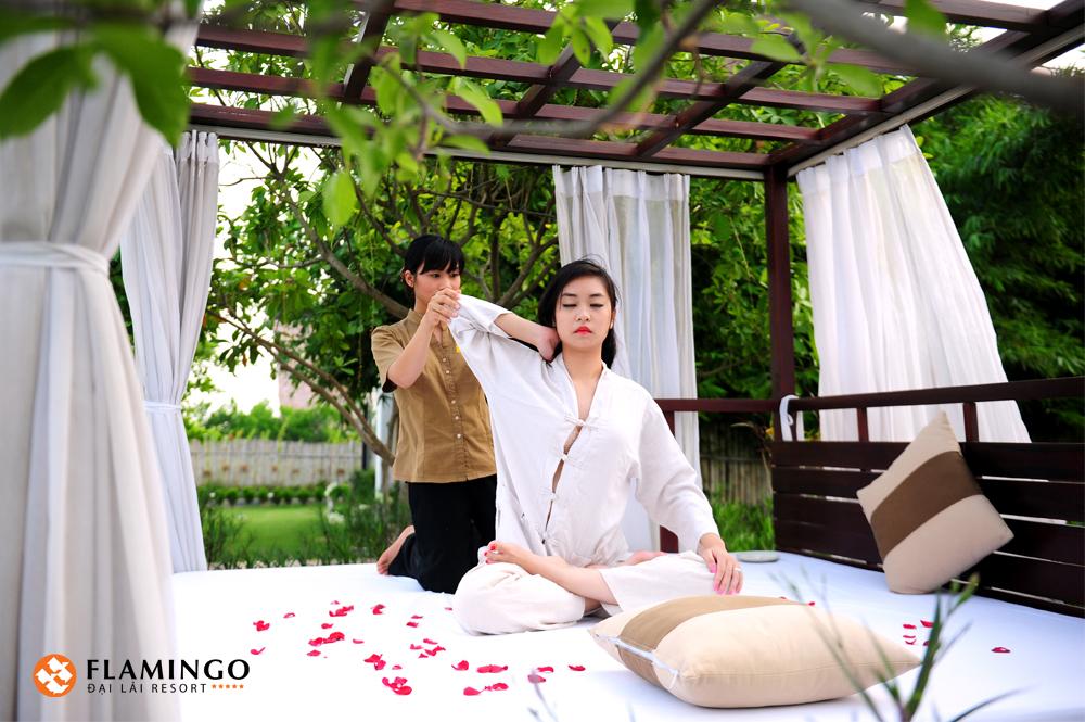 Voucher nghỉ dưỡng Flamingo Đại Lải Resort 2 ngày 1 đêm