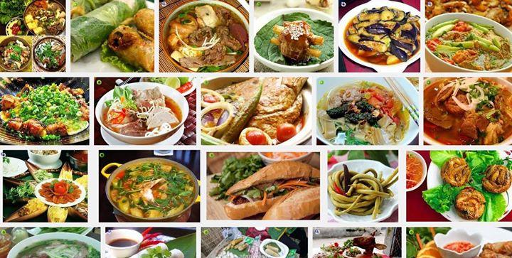 Du lịch Việt Nam thưởng thức 33 món ngon 'không thể cưỡng lại'