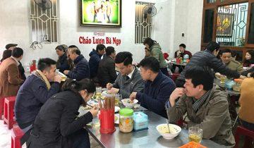 Quán lươn từ bán rong đến nức tiếng thành phố Vinh