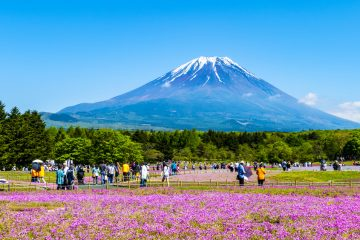 Du lịch Nhật Bản -Kỳ nghỉ vàng