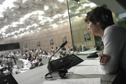 Phiên dịch hội nghị hội thảo