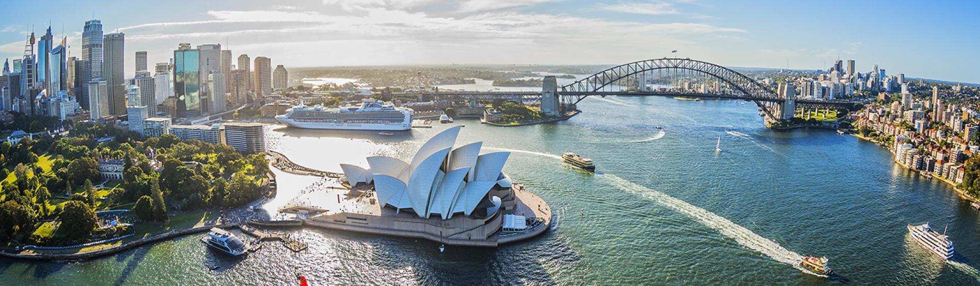 Một hành trình 2 quốc gia Úc và New Zealand