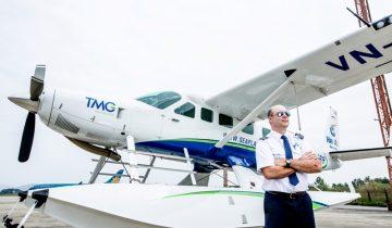 Hàng không Hải Âu chính thức khai trương đường bay Đà Nẵng – Huế