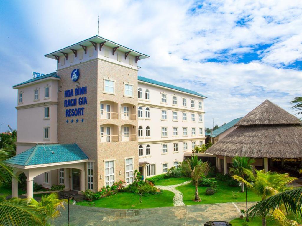 Hòa Bình Rạch Giá Resort 4*