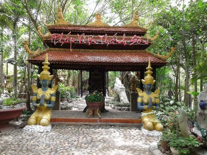 """""""Rụng tim"""" trước vẻ đẹp của Pháp viện Thánh Sơn ít người biết đến gần Nha Trang"""