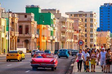 Tour Cuba l Nắng rực trời tơ và biển ngọc