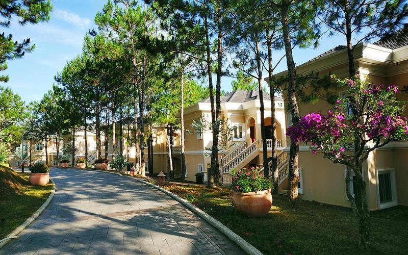Dalat Edensee Lake Resort & Spa 5*