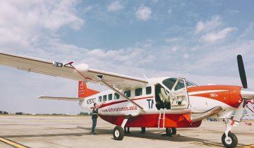 Hàng không Hải Âu chính thức khai trương đường bay Đà Nẵng – Quảng Bình