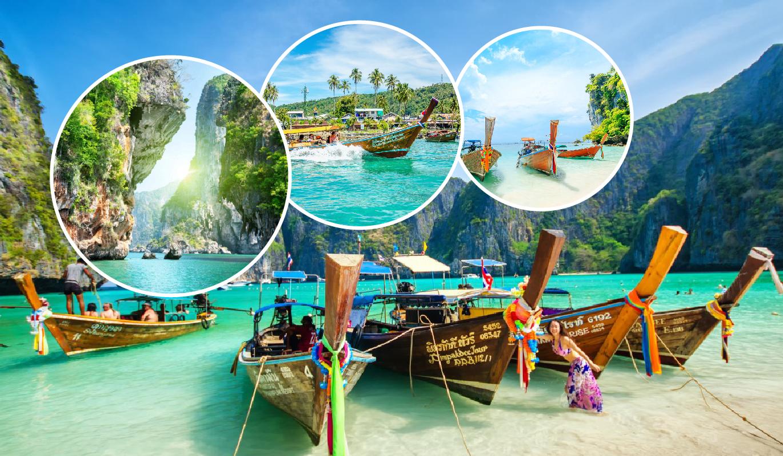 Tour Thái Lan 4N3D: Thiên Đường Du Lịch PhuKet