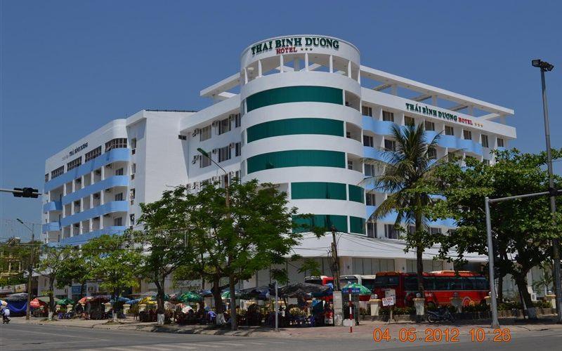 Khách sạn Thái Bình Dương – Cửa Lò 3*