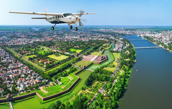 Ngắm Đà Nẵng trên không bằng phi cơ Hải Âu chỉ với 3.080.000 đồng/khách