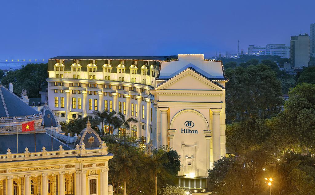 Hilton Opera Hanoi Hotel 5*