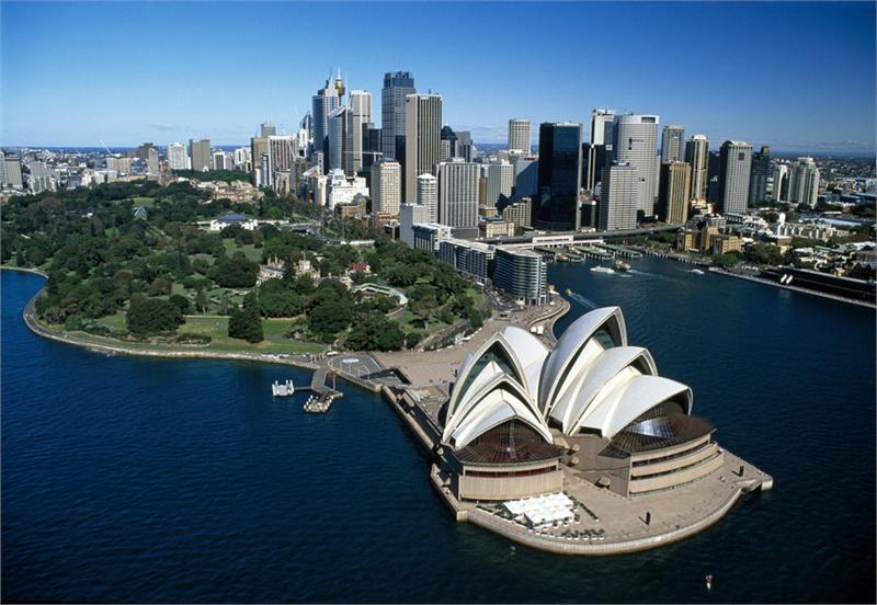 Melbourne- Canberra- Sydney 6N5D