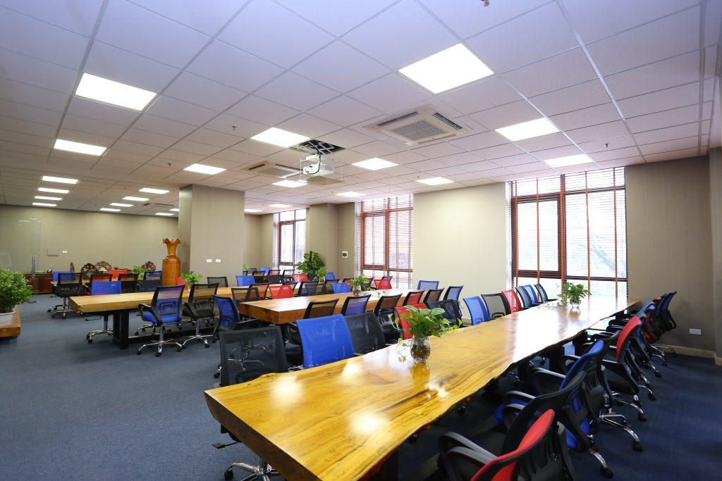 Cho thuê phòng họp từ 40-50 chỗ chất lượng 5*