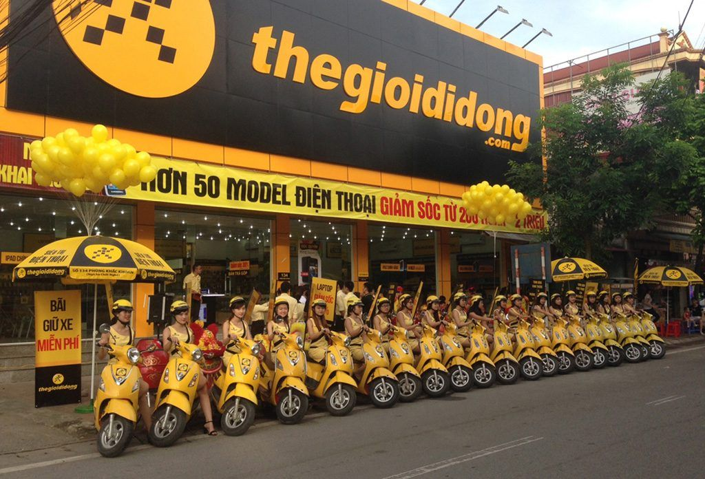 Bamboo Vietnam Events chuyên tổ chức Roadshow tại Hà Nội- Hồ Chí Minh- Miền Trung