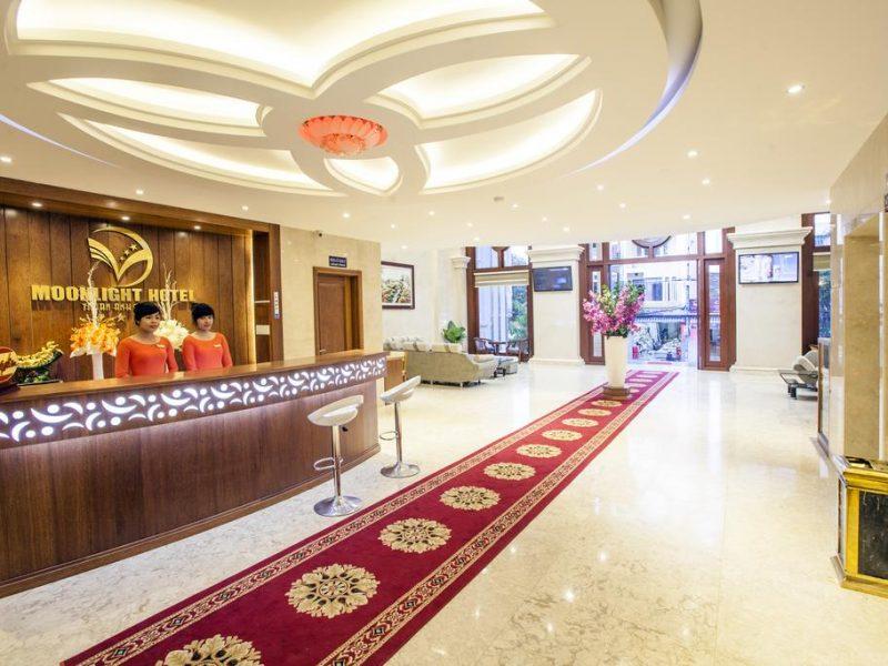 Phòng hội nghị Moonlight hotel 3*