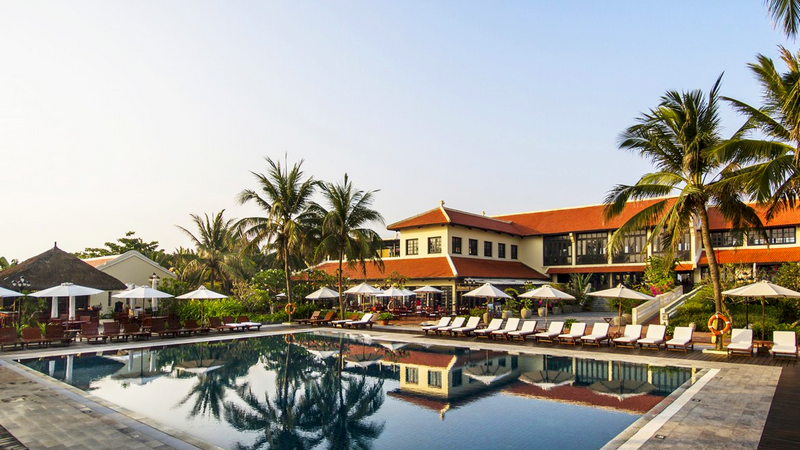Combo Victoria Hội An Beach Resort & Spa (3N2Đ + Vé máy bay khứ hồi + Ăn sáng buffet + 01 bữa ăn trưa hoặc tối)