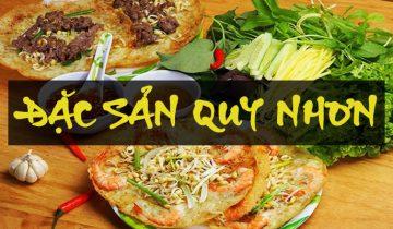 8 địa chỉ ăn ngon Quy Nhơn nổi tiếng