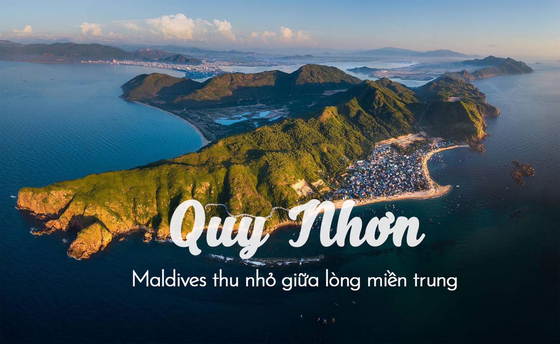 Hè 2020-Khám phá Quy Nhơn Vietnamairlines