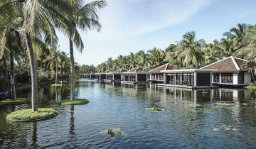 Khu nghỉ dưỡng Four Seasons The Nam Hải Hội An-Kỳ nghỉ đẳng cấp 3N2Đ với Villa riêng + Vé máy bay + Ăn sáng + Resort Credit