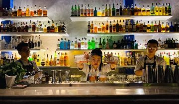 Việt Nam có tận 3 đại diện lọt top 100 quán bar TỐT NHẤT Châu Á, xem ảnh xong mới biết xịn xò cỡ nào!